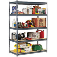 "RL897 Shelving Heavy duty 48""Wx24""Dx72"""