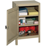 """FH482 Storage Cabinets  21""""Wx15""""Dx35""""H"""