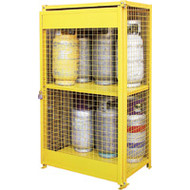 "SAF847 LPG 12-cyl Cages44""Wx30""Dx74""H"