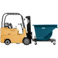 NB966 EXHD Forklift-mounted Hoppers 1 cu yd