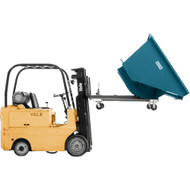 NH095 HD Forklift-mounted Hoppers 5 cu yd
