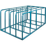 "RL384 Sheet Racks Vertical48""Wx50""Dx36""H"