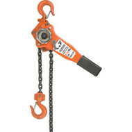 LS547 Lever Hoists: 5' liftCap: 2000 lb