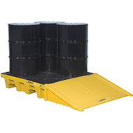 SBA859 RampsFor square drum spill pallets