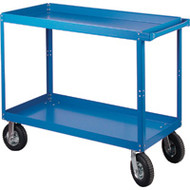 "MB489 Shelf Carts (2 shelves) 24""Wx48""Dx40""H"