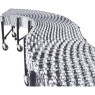 "MA043 Flexible/Expandable Skatewheel Conveyors 24""Wx16'L"