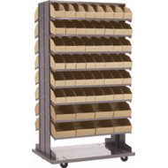 CB337 Mobile Racks Only 2 sides Starting at