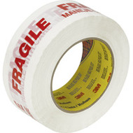 "PA601 Trilingual ""Fragile Handle With Care"""
