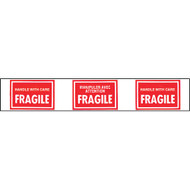 "PE079 Bilingual""Fragile Handle With Care"""