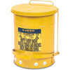 SR365 Oily Waste Cans (YELLOW) 80 liters/21 US GAL