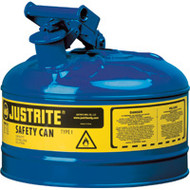 SEA210 Safety Cans (BLUE) 9.5 liters/2.5 US gal