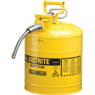 """SEA234 Safety Cans (YLW) 5/8"""" hose19 liter"""