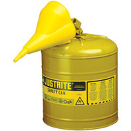 SEA244 Safety Cans (YELLOW) 7.5 liters/2 US gal