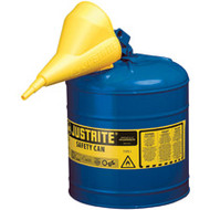 SEA248 Safety Cans (BLUE) 9.5 liters/2.5 US gal