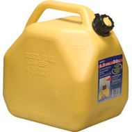 SAP399 Jerry Cans (YELLOW)Diesel 20 liters