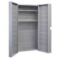 """FH820 Deep Door Cabinets 38""""Wx24""""Dx72""""H"""