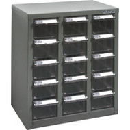 "CF304 15 clear drawers13.9""Wx8.7""Dx16.3""H"