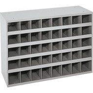 "CA149 40-bin Cabinets 33-3/4""Wx12""Dx23-7/8""H"