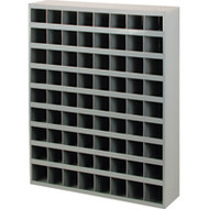 "CA155 72-bin Cabinets 33-3/4""Wx8-1/2""Dx42""H"