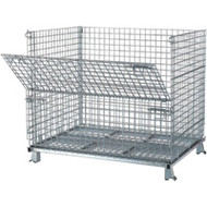 "CF463 1/2""x1/2"" mesh1 side gate20""Wx32""Lx21""H"
