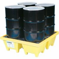 SB794 Drum Spill Pallets With drain