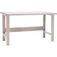 "ML268 KIT: Static Legs/Stringer (for 30""D/36""D workbench tops)"