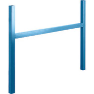 "RL418 Side RailsFor Stacking Racks 42""W x 48""H"