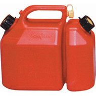 SAK857 Combo Jerry Cans (RED)Gasoline & Oil
