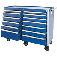 "TEP327 Tool Carts/Cabinets (13 drawers) 55 7/16""Wx18 7/8"""