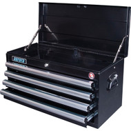 "TEP312 Tool Chests (4 drawers) 26""Wx12""Dx14.5""H"