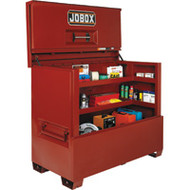 """TEP161 JOBOX Tool Boxes (piano style) 48""""Wx31""""Dx50""""H"""