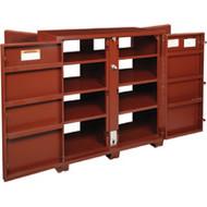 "TEP169 JOBOX (tool cabinets) 60-1/8""Wx32-1/4""Dx60-3/4""H"