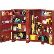 "TEP170 JOBOX (tool cabinets) 60-1/8""Wx24-1/4""Dx60-3/4""H"