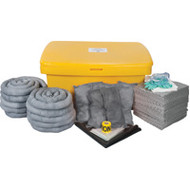 SEI166 Spill Kits: Universal (97-gal cap)