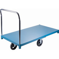 "MB325 Steel  Platform Diamond casters 48""Wx96""L"
