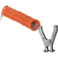 DA778 Coiled Grounding Clamps 30' coil