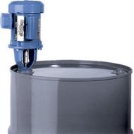 DA496 Mixers TEFC/screw mounted 1/2HP-3-230/460