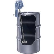DA508 Mixers TEFC/clamp mounted 1/2HP-3-230/460