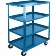 "ML090 HD Shelf Carts 4 shelves 18""Wx30""Dx48""H"