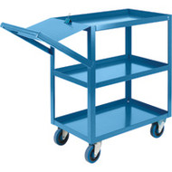 MB442 Utility Carts Order Picking 3 Shelves Starting at