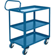 Shelf Carts HD Ergonomic (3 shelves) Starting At