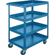"ML145 Shelf Carts (4 shelves) 18""Wx30""Dx48""H"