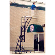 MB055 Cantilevered Platform 300-lb cap