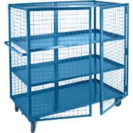 "ML254 Lockable3 shelves30""Wx60""Lx63""H"