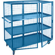 "ML257 Lockable3 shelves24""Wx48""Lx63""H"
