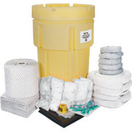 SEJ264 MOBILE Spill Kits: Oil Only (95-gal cap)