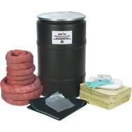 SEJ271 Spill Kits: Hazmat (55-gal cap)