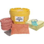 SEJ277 Spill Kits: Hazmat (20-gal cap)