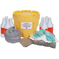 SEI264 Spill Kits: Battery Acid (20-gal cap)