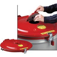 DC284 Drum Covers For hazardous waste